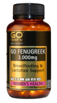 Fenugreek 3,000+ (Go Healthy NZ)
